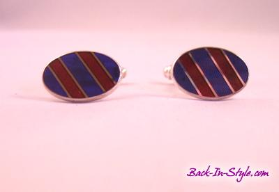 red-blue-silver-stripe-cufflinks-1