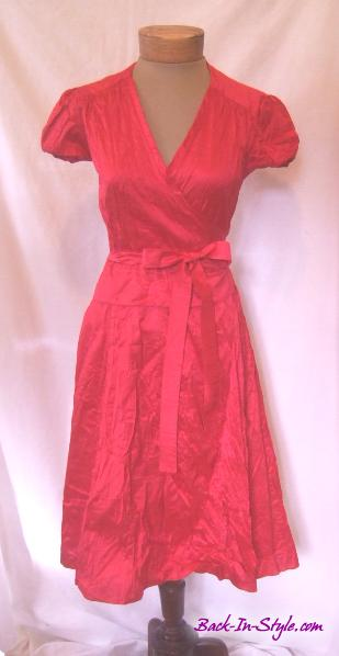 calypso-red-crinkle-silk-wrap-dress-1