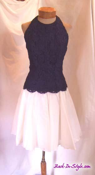 chris-cole-navy-lace-white-80s-dress-1