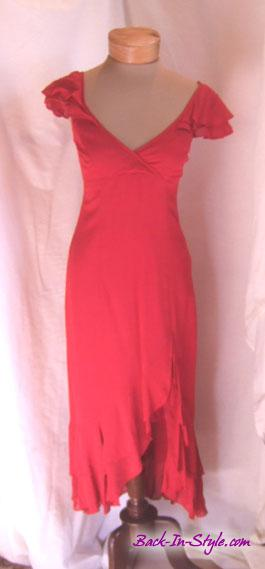 nicole-miller-red-chiffon-dress-1