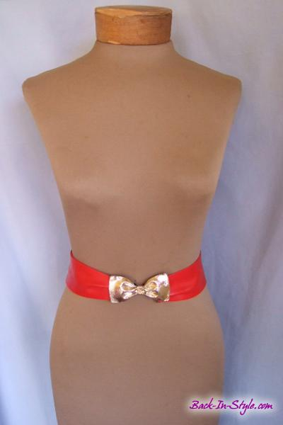 red-leather-belt-with-gold-bow-1